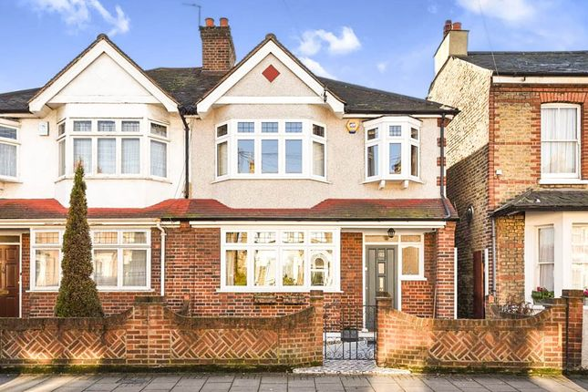 Thumbnail Semi-detached house for sale in Longley Road, London