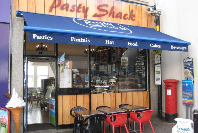 Thumbnail Restaurant/cafe for sale in 60 Church Street, Falmouth, Cornwall