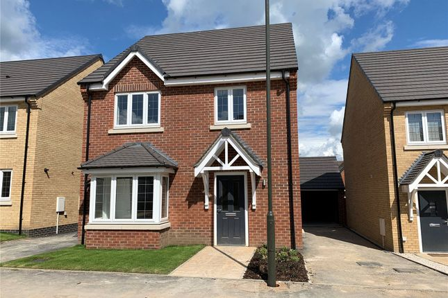 Thumbnail Detached house for sale in Nutbrook, Shipley Park Gardens, Shipley, Derbyshire