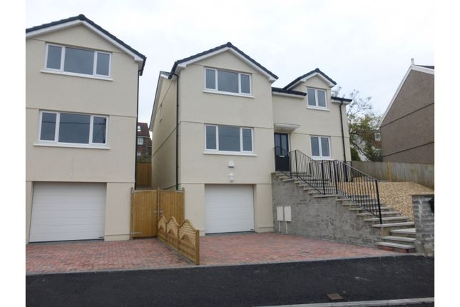 Thumbnail Detached house for sale in Penyrheol Road, Gorseinon