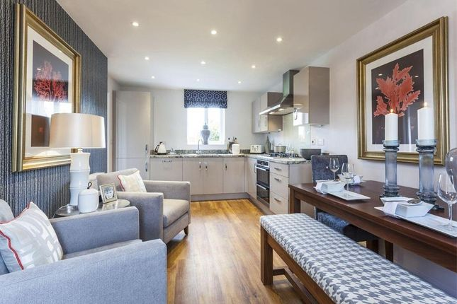"""Thumbnail Detached house for sale in """"Fairway"""" at Southern Cross, Wixams, Bedford"""
