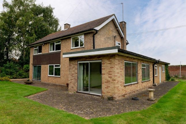 Thumbnail Detached house for sale in Main Road, Elm, Wisbech