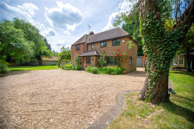 Thumbnail Detached house for sale in Highams Lane, Chobham, Woking, Surrey