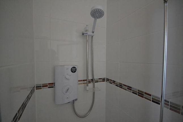 Shower of Marina, St Leonards On Sea TN38
