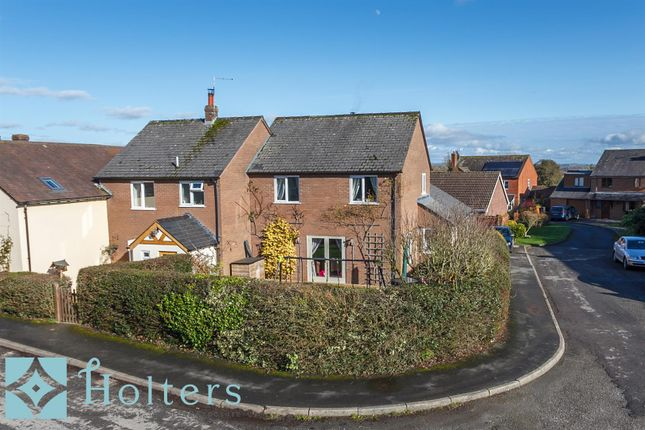 3 bed end terrace house for sale in Orchard Rise, Richards Castle, Ludlow SY8