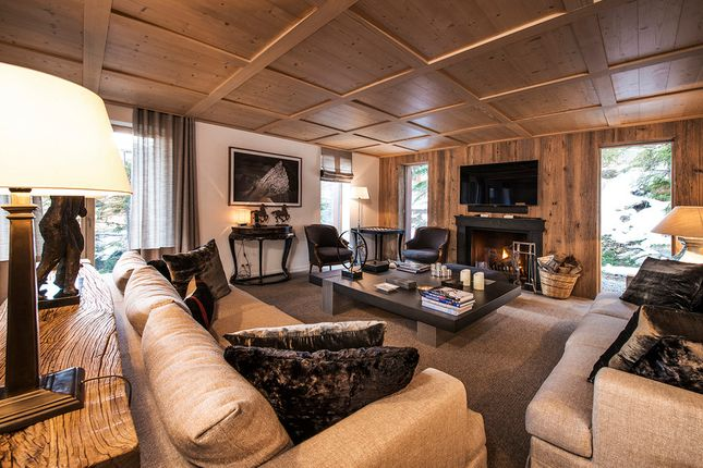 Thumbnail Chalet for sale in Courchevel 1850, French Alps, France