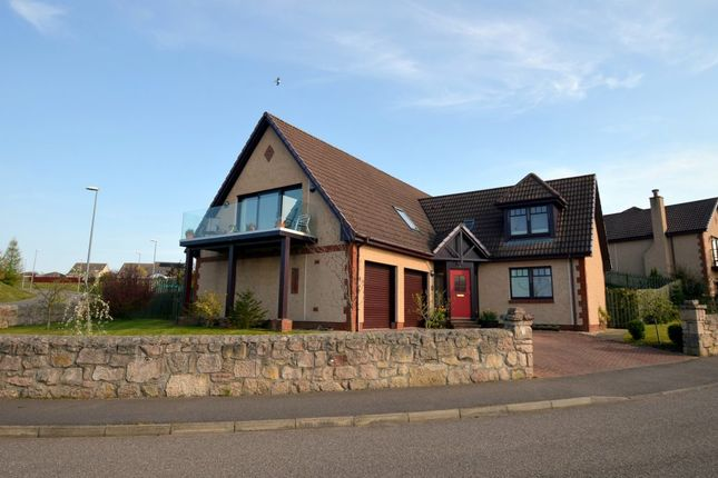 Thumbnail Detached house for sale in Silver Birch, 1 Sutors Gate, Nairn