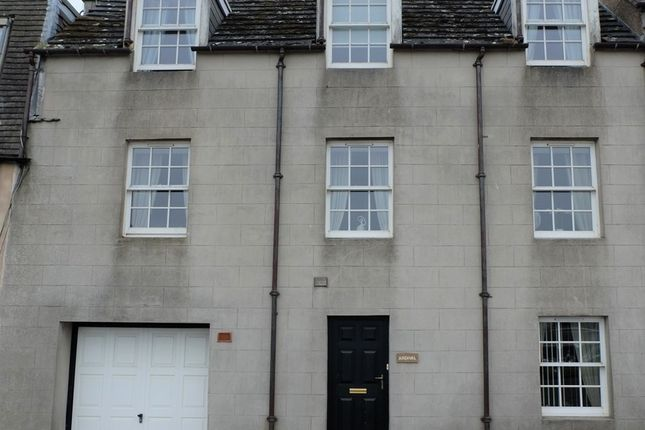 Thumbnail Terraced house for sale in Harbour Terrace, Wick