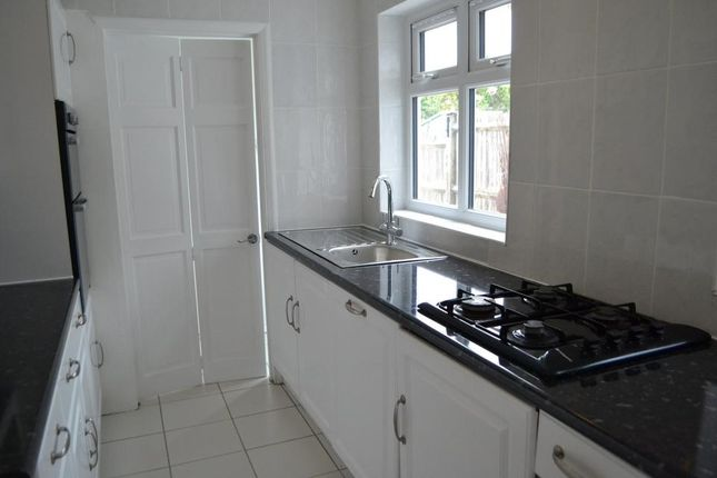 Thumbnail Terraced house to rent in Sandy Hill Road, London