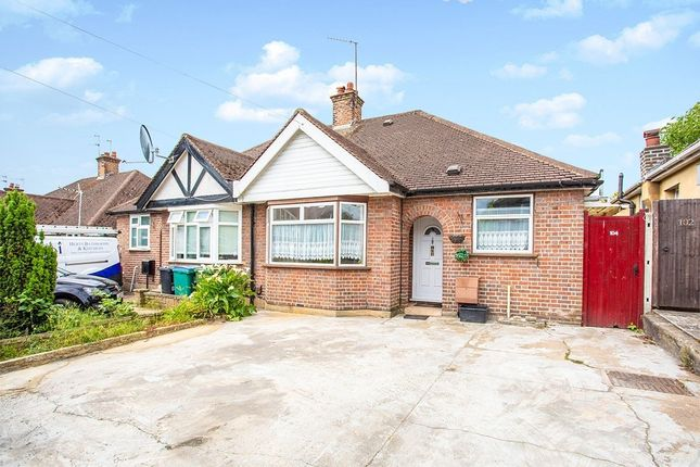 Thumbnail Bungalow for sale in Westfield Avenue, Watford, Hertfordshire