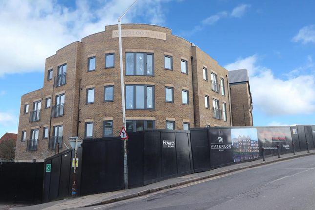 Thumbnail Flat for sale in Waterloo Road, Cowley, Uxbridge