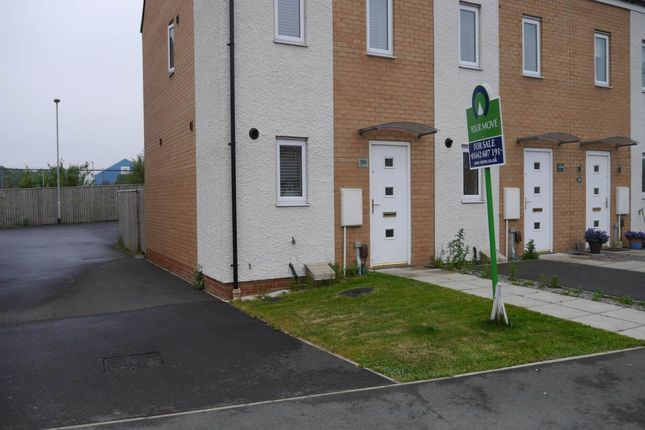 Thumbnail End terrace house to rent in Greatham Avenue, Stockton-On-Tees