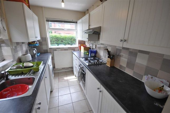 Thumbnail Semi-detached house to rent in Heswall Avenue, Withington, Manchester