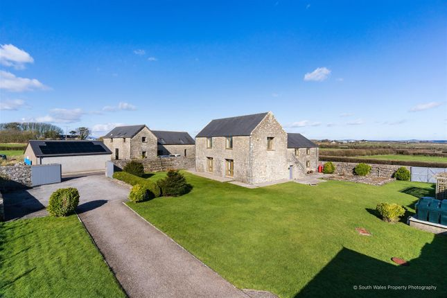 Thumbnail Barn conversion for sale in Wick Road, Llantwit Major