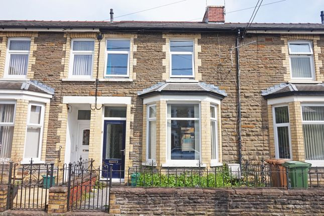 Thumbnail Terraced house for sale in Church Street, Ystrad Mynach