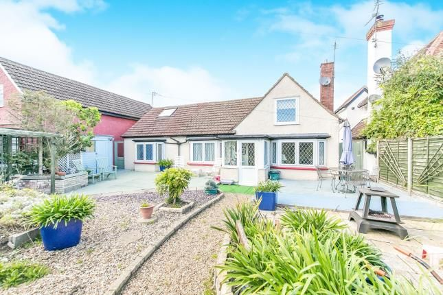 Thumbnail Bungalow for sale in West Mersea, Colchester, Essex