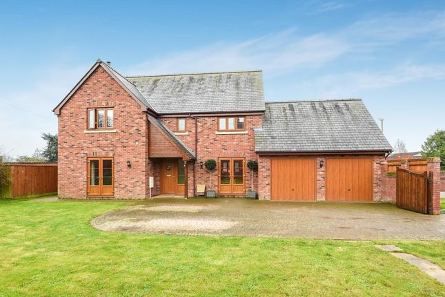 Thumbnail Detached house for sale in Shobdon, Herefordshire
