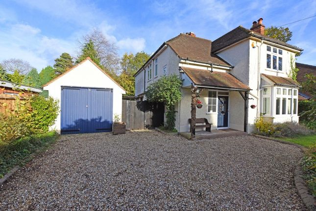 Thumbnail Detached house for sale in Moore Road, Church Crookham, Fleet