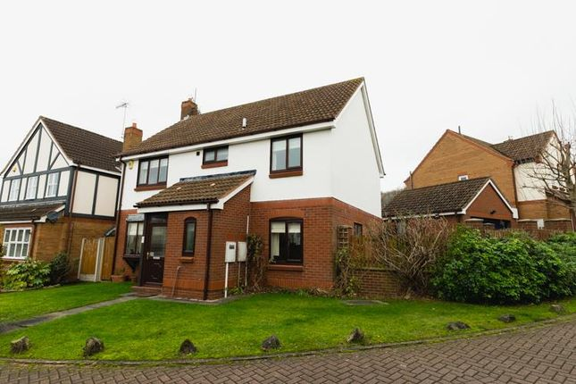 Thumbnail Detached house for sale in Brompton Way, West Bridgford, Nottingham