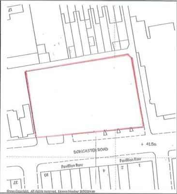 Thumbnail Land to let in 20/28, Doncaster Road, Scunthorpe, North Lincolnshire