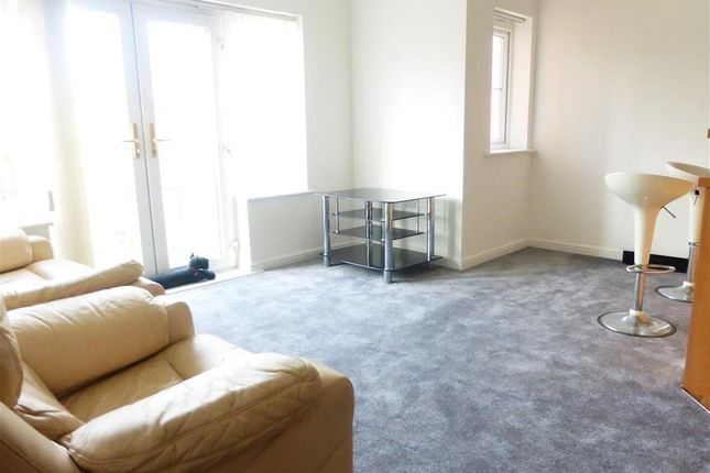 Thumbnail Flat to rent in Heol Cilffrydd, Barry