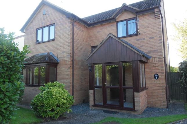 4 bed detached house to rent in Vaga Crescent, Ross-On-Wye