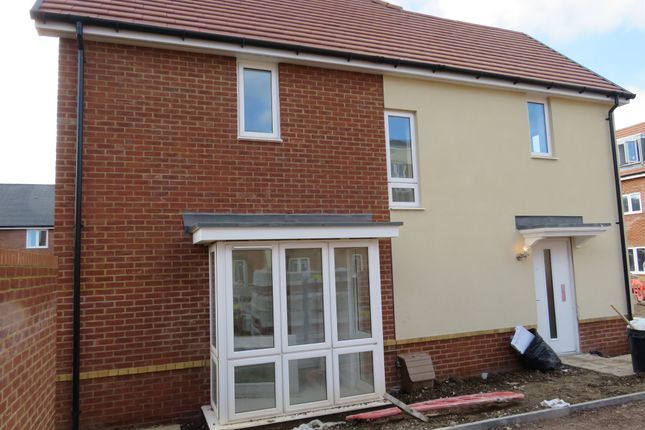 2 bed end terrace house for sale in The Coach Road, Basingstoke