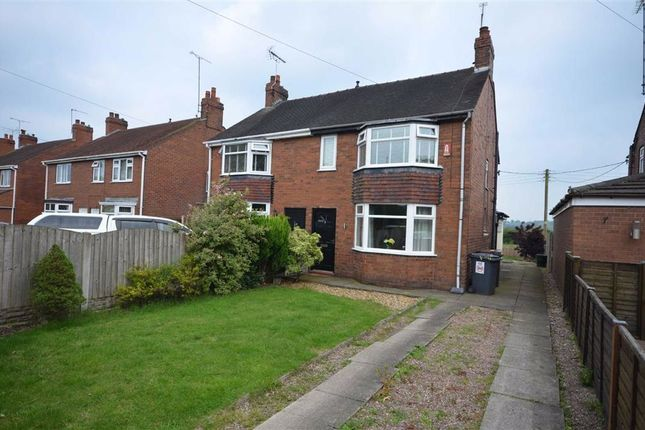 Thumbnail Semi-detached house to rent in Parkside, Madeley, Crewe