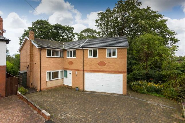 Thumbnail Detached house for sale in Hollinhurst Avenue, Penwortham, Preston