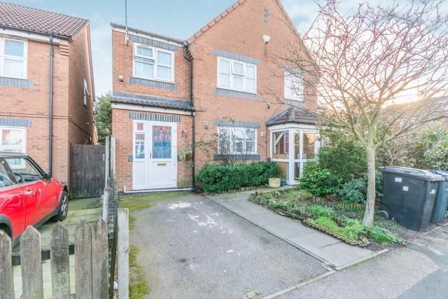 Thumbnail Semi-detached house for sale in Fordrough Avenue, Bordesley Green, Birmingham, West Midlands