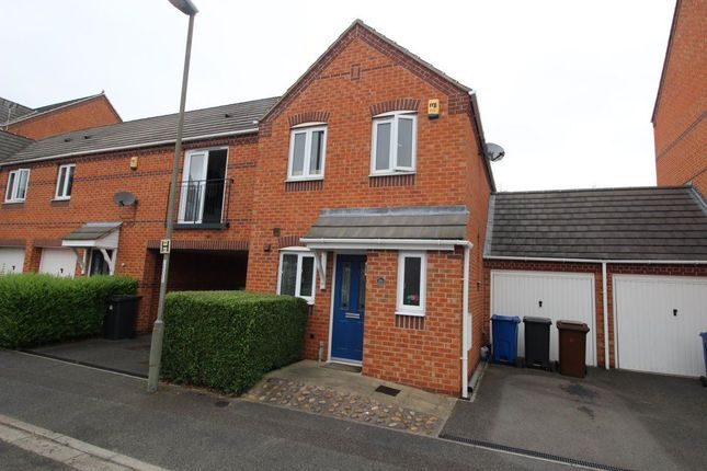Thumbnail Terraced house to rent in Westminster Avenue, Sandiacre, Nottingham