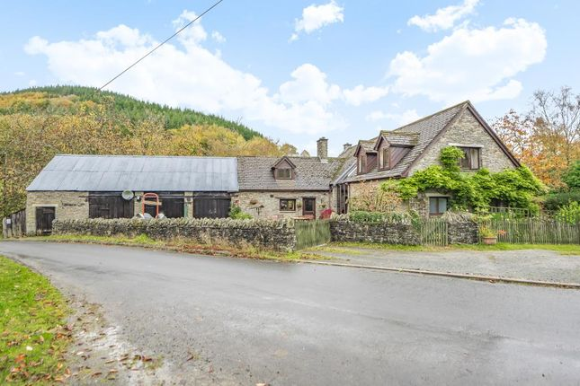 Thumbnail Detached house for sale in Llaneglwys, Nr Brecon