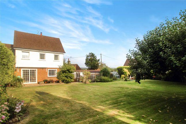 Thumbnail Property for sale in Chiddingstone Hoath, Edenbridge