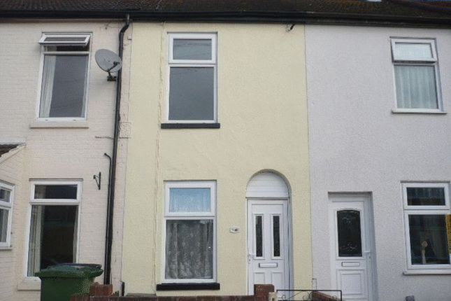 Thumbnail Terraced house to rent in Alpha Road, Great Yarmouth