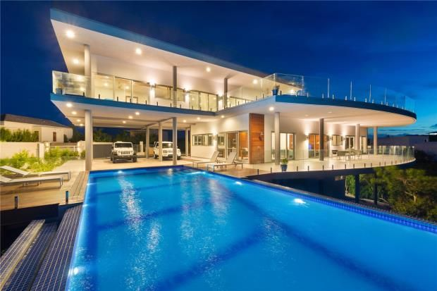 Thumbnail Property for sale in Villa Skyline, Providenciales, Turks And Caicos