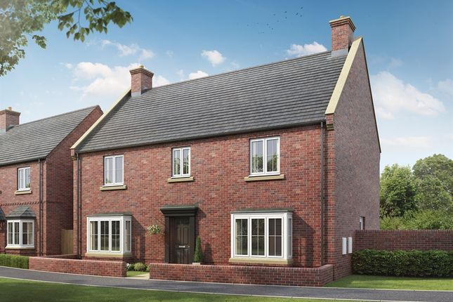 "Thumbnail Detached house for sale in ""The Maidford"" at Mentmore Road, Cheddington, Leighton Buzzard"