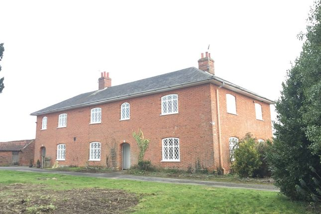 Thumbnail Semi-detached house to rent in Marlesford, Woodbridge