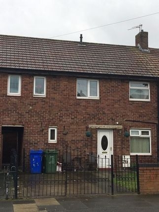 Thumbnail Semi-detached house for sale in Weardale Avenue, Blyth