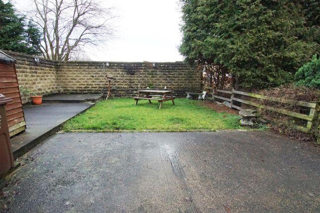 Garden of Furnace Grove, Oakenshaw, Bradford BD12