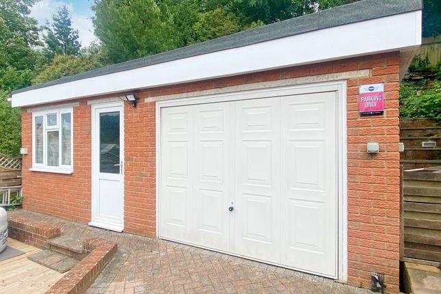 Double Garage of Exleigh Close, Southampton SO18