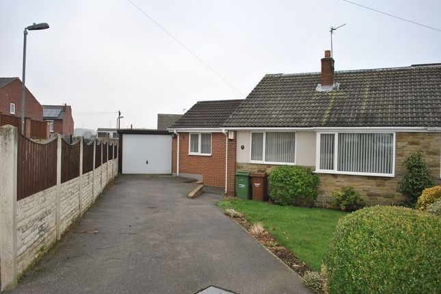 Thumbnail Bungalow to rent in Barmby Close, Ossett