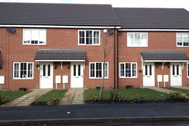 Thumbnail Town house to rent in Pochard Drive, Scunthorpe