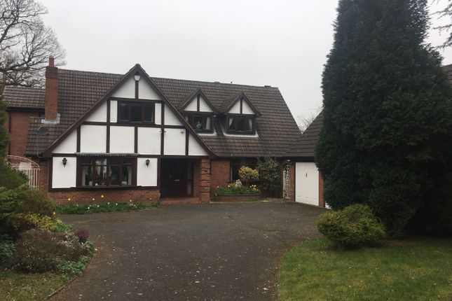 Thumbnail Detached house for sale in Lakeside, Little Aston, Sutton Coldfield