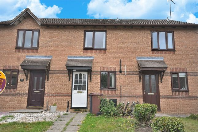 Thumbnail Terraced house to rent in Velocette Way, Northampton