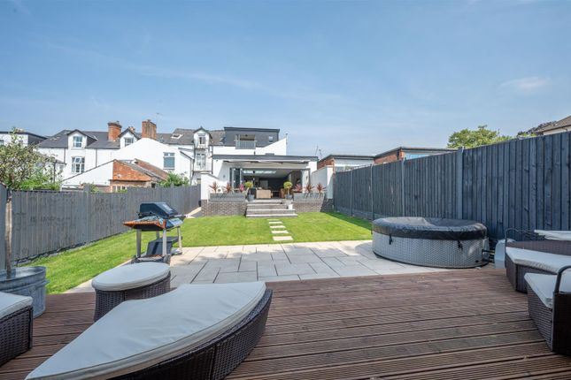 Thumbnail Terraced house for sale in Victoria Road, Harborne, Birmingham