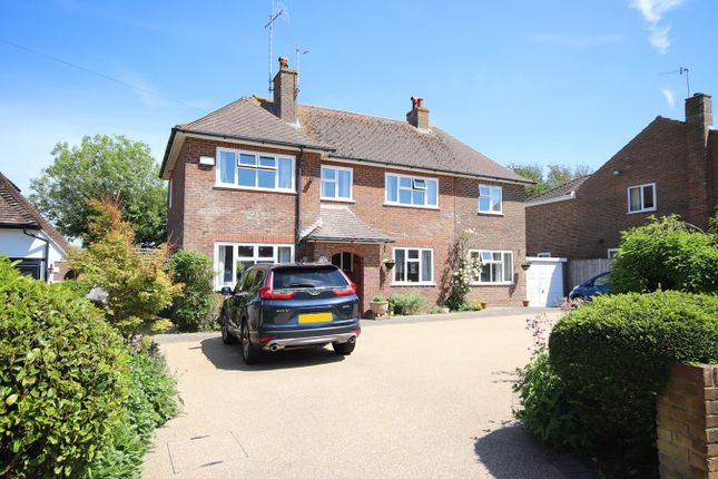 Thumbnail Detached house for sale in Pages Lane, Bexhill-On-Sea