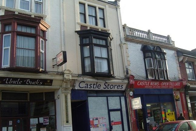 Thumbnail Flat to rent in Castle Road, Southsea