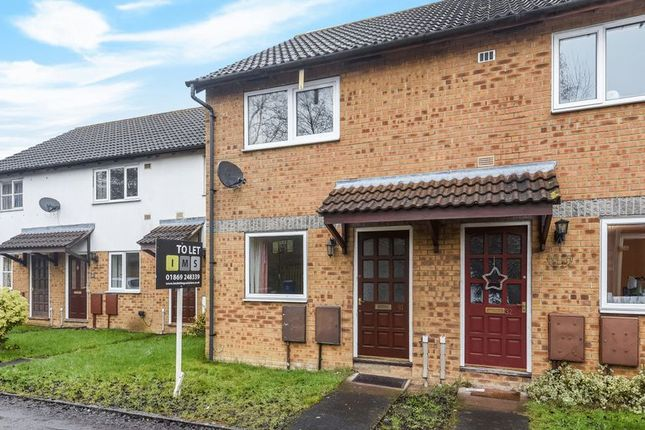 Thumbnail Property to rent in Kestrel Way, Bicester