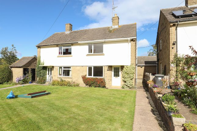 2 bed semi-detached house for sale in Westedge Close, Ashover S45