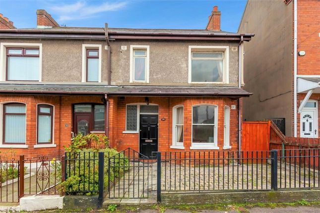 Thumbnail 2 bed semi-detached house for sale in Springfield Parade, Belfast, County Antrim